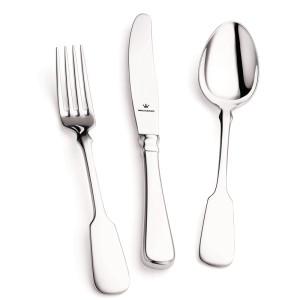 AKTION: 30-tlg. Besteck-Set SPATEN 925er Silber